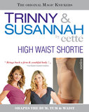 High waist shortie polyamide/elasthan trinny and susannah_
