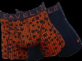 Boxershort katoen/elasthan Cavello 2 pack_