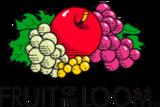 T-shirt v-hals katoen Fruit-loom 2 pack_