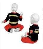 Baby Jongens pyjama brandweer Fun2wear _