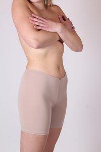 Dames short lange pijpjes polyamide/lycra Avet