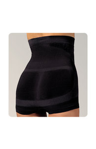 High waist shortie polyamide/elasthan trinny and susannah