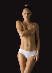 Dames slip Bikini katoen/elastomeer ten cate 3 pack