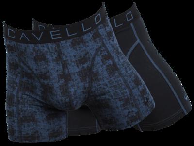 Boxershort katoen/elasthan Cavello 2 pack
