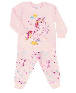 Baby pyjama sweet unicorn katoen Fun2wear