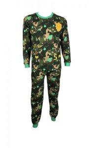 Kinder pyjama Militairy Camo
