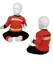 Baby Jongens pyjama brandweer Fun2wear