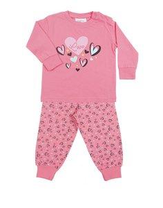 Baby meisjes pyjama new heart Fun2wear