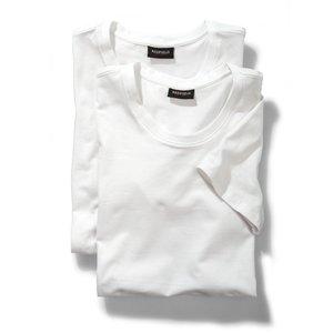 T-shirt ronde hals katoen tot 10XL Redfield 2 pack