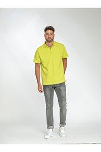 Poloshirt katoen/polyester Lemon