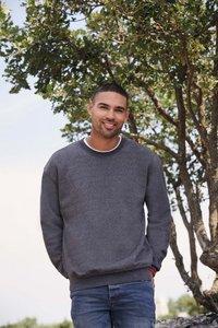 Sweater katoen/polyester Fruit-loom