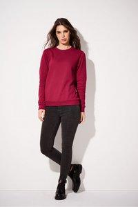 Dames sweater katoen/polyester Anvil