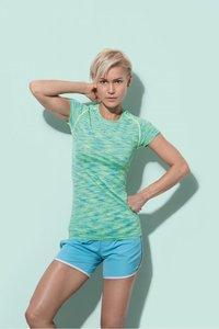 Sport t-shirt ronde hals polyester active dry Stedman