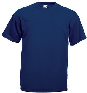 T-shirt  ronde hals katoen Fruit-loom